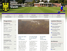 Tablet Preview of dvvdavo.nl